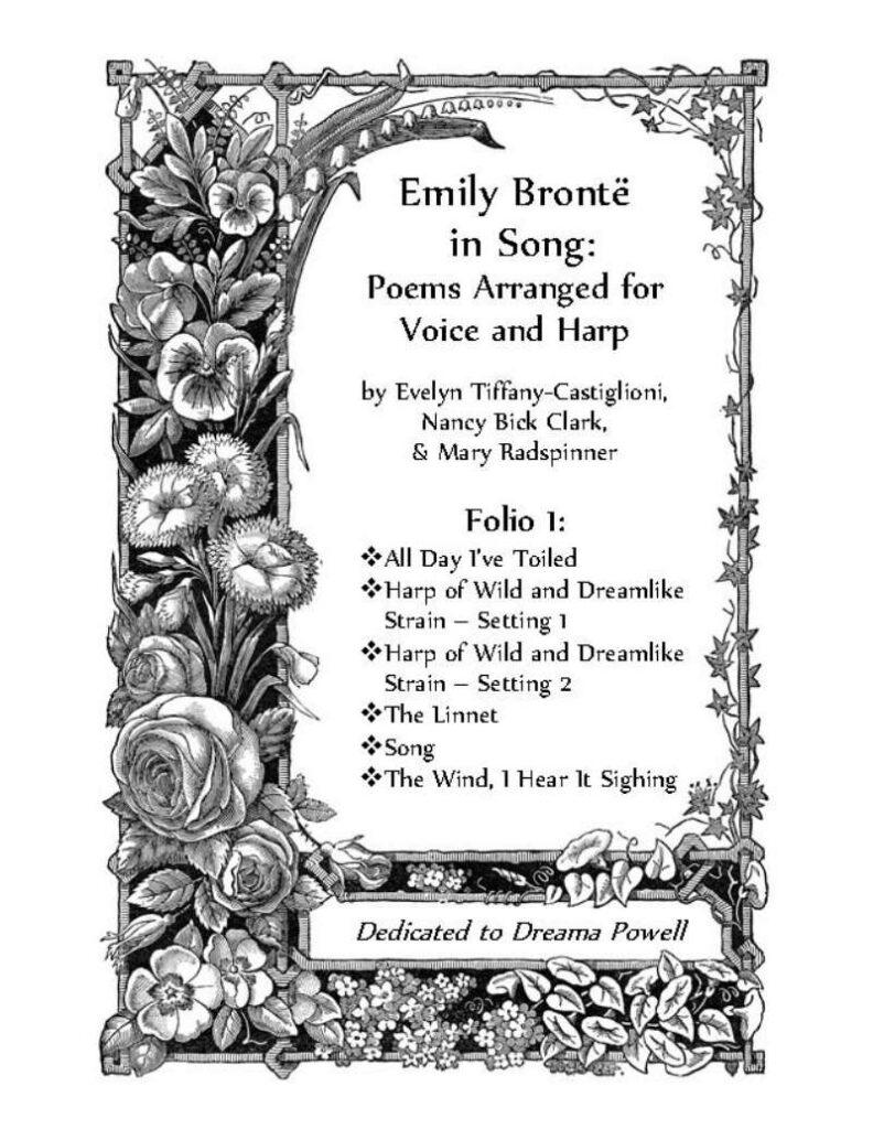 Emily Bronte Folio
